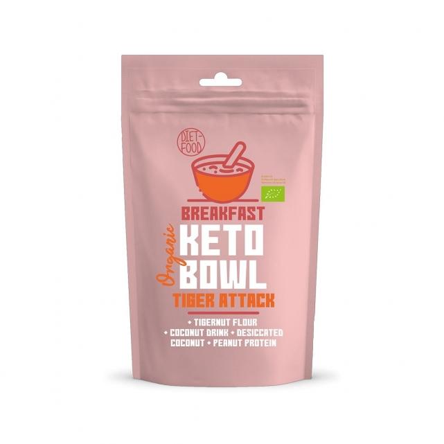 Bowl Keto- tiger attack