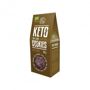 Galletas Keto- cacao