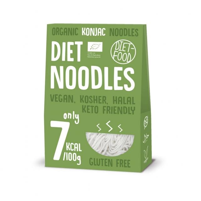 Keto noodles konjac
