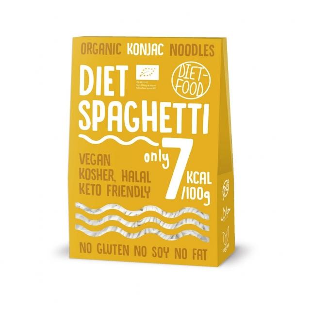 Keto espagueti konjac