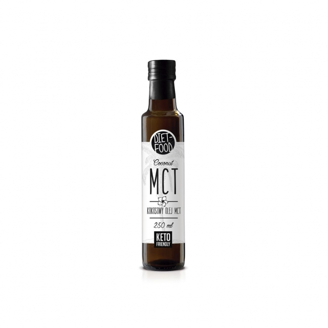 Coconut oil MCT