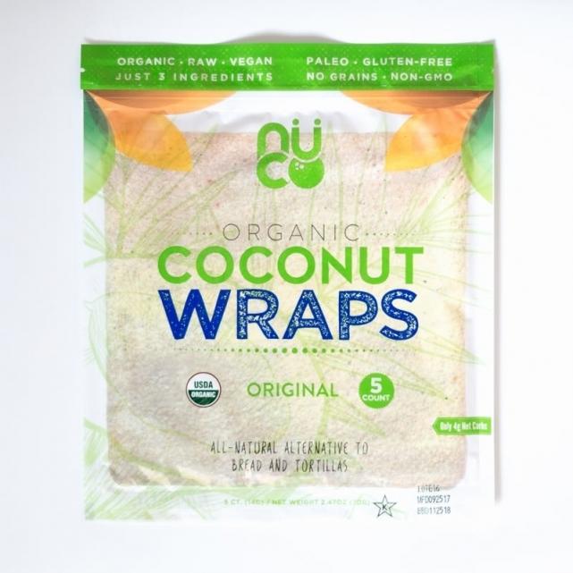 Wraps Keto coco- original