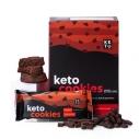 Cookies Keto doble chocolate