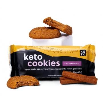 Cookies clásica canela