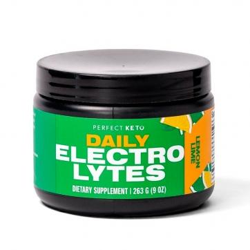 Electrolitos Lima Limón